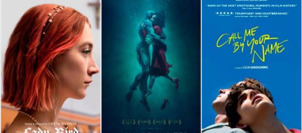 Películas nominadas Óscar 2018