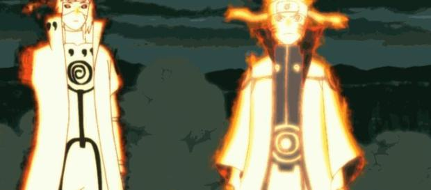 Power up mas visto en la serie animada