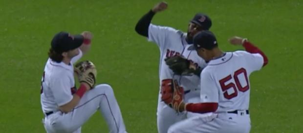 Red Sox look to win, dance, repeat again in 2018 (Plepleus Pye/YouTube Screenshot)