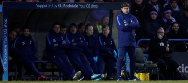 Rochdale fc sorprende contra Tottenham Hot Spur - Daily Mirror