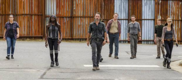 The Walking Dead está de regreso