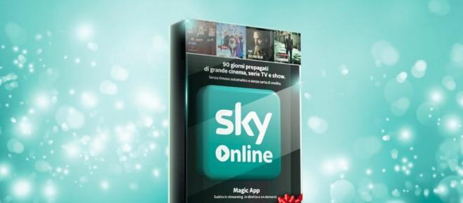 Sky: non sarà più necessaria la parabola, si passa allo streaming
