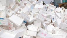 El reciclaje de unicel se esta volviendo importante.