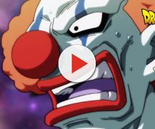 Dragon Ball Super el dios Vermouth tiembla e miedo