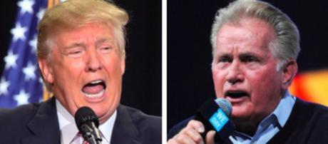 Martin Sheen vs Donald Trump: Requiem