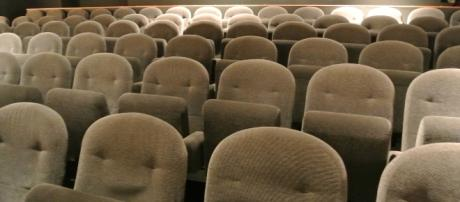 Movie theater. - [Photo by Iwan Gabovitch via Flickr]