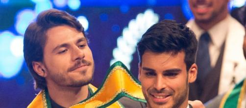 Anderson Tomazini no tempo de Mister Brasil