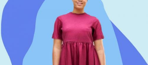ASOS muestra modelos de diversas tallas usando la misma ropa en su tienda online