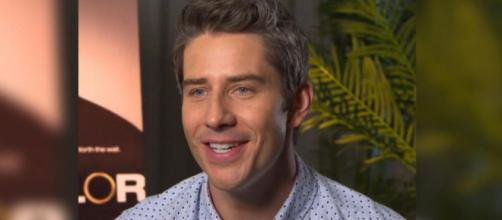 Bachelor Arie Luyendyk Jr.from a screenshot