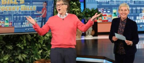 Bill Gates Failed Miserably At Guessing Grocery Prices On The ... TheEllenShow | YouTube