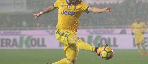 Buffon e Higuain migliori in campo contro l'Atalanta. 'Papu' Gomez ... - fanpage.it