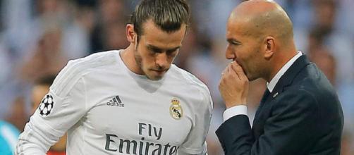 Gareth Bale, la otra víctima de Zidane en el Real Madrid.