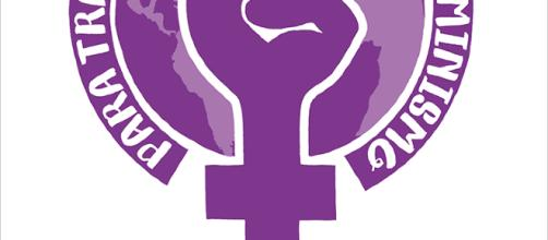Imagen de campaña de apoyo a la Huelga Feminista de Izquierda Unida
