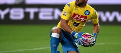 """Infortunio Reina, il medico del Napoli: """"Contro la Juventus ci sarà"""" - napolitoday.it"""