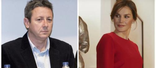 La reina Letizia y su ex marido