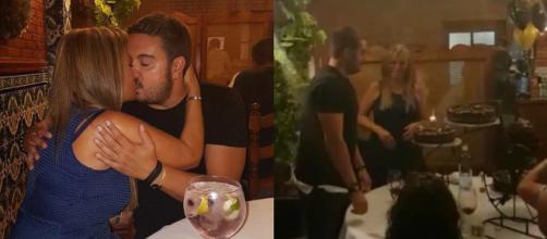 Las intimidades de Belén Esteban y su novio Miguel