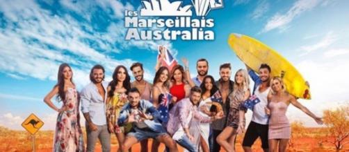 Les Marseillais Australia : La première image officielle enfin ... - melty.fr