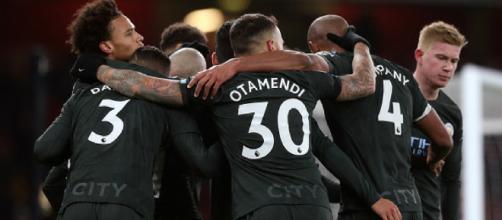 Manchester City venció al Arsenal 3-0 en la Premier League el jueves por la noche