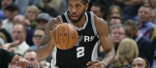 NBA: Popovich desvela una nueva lesión de Kawhi Leonard: rotura ... - marca.com