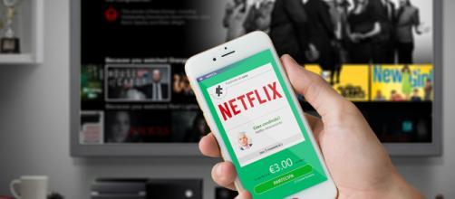 Netflix comincia a dare importanza all'applicazione su smartphone