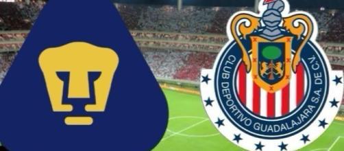 Pumas y Chivas comparten puntos en un juego controvertido