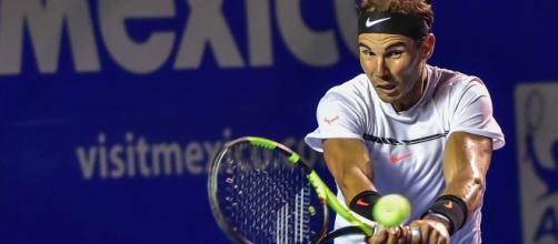Rafael Nadal, il principale favorito per la vittoria