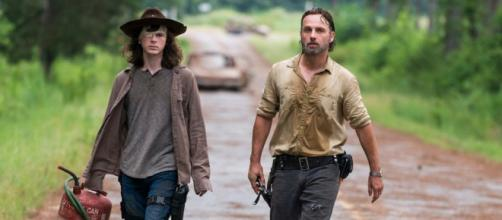 ¿Sera finalmente el adiós de Carl?