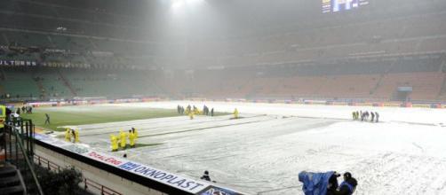 Serie C, la neve ha fatto saltare alcune partite