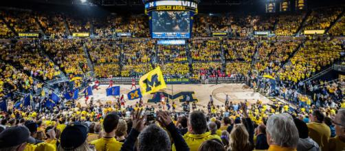 Michigan is as hot as anyone heading into the NCAA Tournament. - [Image via UM/YouTube Screenshot]
