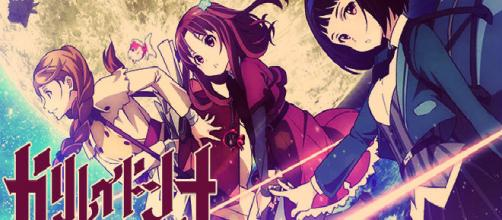 Un poco más de Galilei Donna the anime