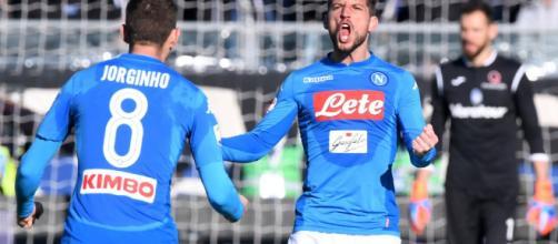 VIDEO) MÁS LÍDER QUE NUNCA: El Napoli ganó en el 'Calcio ... - com.ec