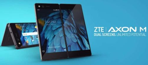 Vídeo: ZTE presentó un teléfono de dos pantallas que se abre como ... - hoyentec.com