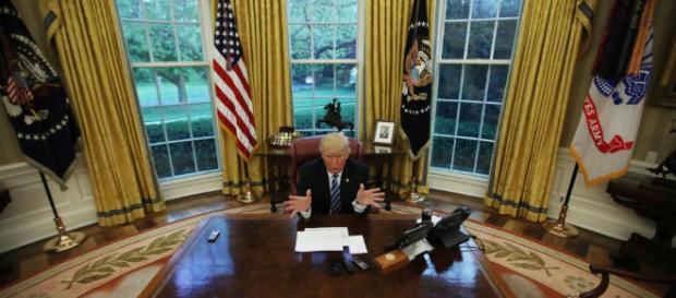 Donald Trump, beaucoup de paroles mais peu de résultats en six ... - lesoir.be