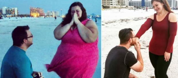 HACER DIETAS EN CONJUNTO LOS LLEVO AL DIVORCIO