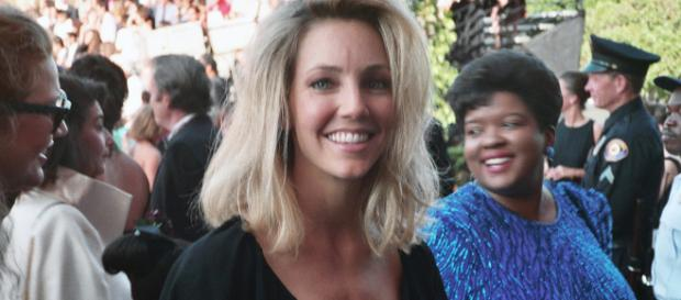 Heather Locklear arrested by police. [Image source: Wikimedia Commons/Alan Light]