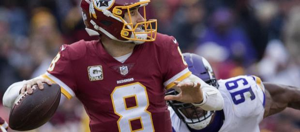Kirk Cousins is one of the hottest free agents on the market. [Image via Star Tribune/YouTube]