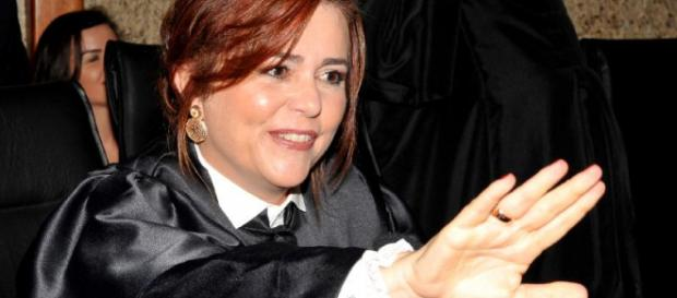 Mônica Jacqueline Sifuentes Pacheco de Medeiros, desembargadora do TRF-1