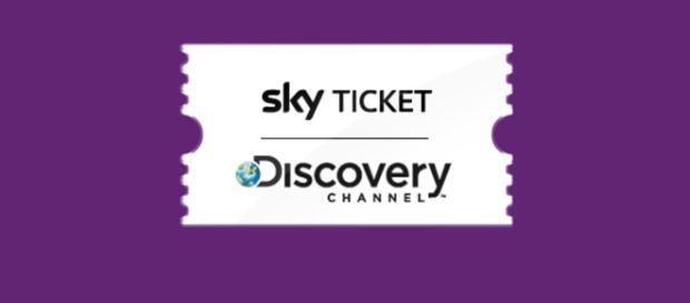 Sky schaltet ab sofort Inhalte von Discovery Channel für Ticket-Kunden frei / Foto: Sky PR Screenshot