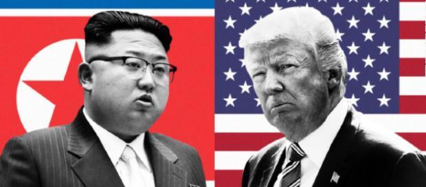 """Trump sobre Corea del Norte: EE.UU. está """"preparado para cualquier cosa""""."""