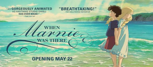 When Marnie Was There the anime movie