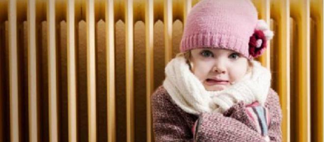 Arrivato Burian, il vento gelido siberiano: consigli su come riscaldare la casa