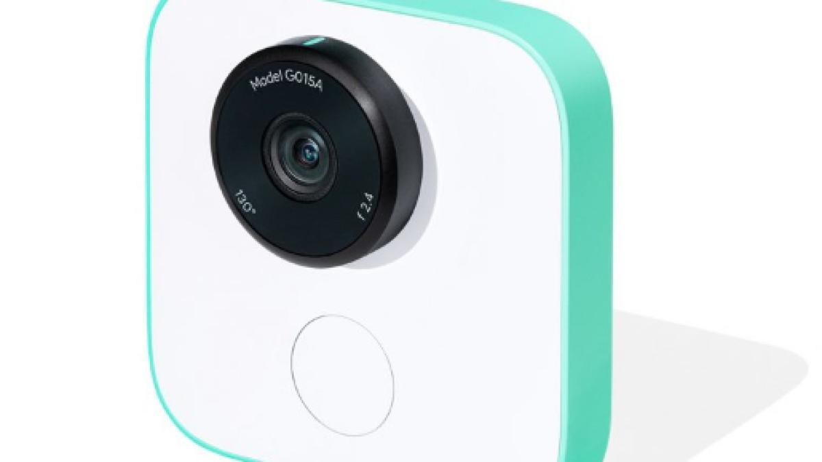 Google Clip: la cámara se vende por $ 250 dlls