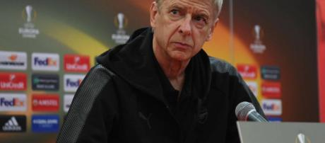 Arsene Wenger está desesperado