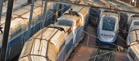 Edouard Philippe donne le coup d'envoi de la réforme de la SNCF - lesechos.fr