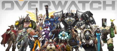 Photo of 'Overwatch' characters -- credit to BagoGames via Flickr.