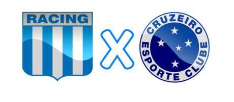 Racing x Cruzeiro, ao vivo, nesta terça-feira (27)