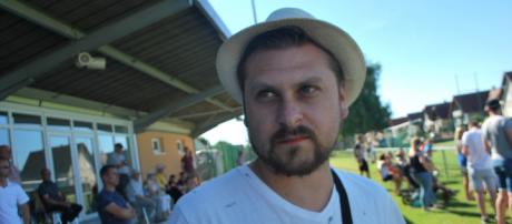 Tristan Mieger journaliste sportif