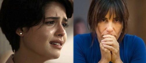 Adriana não pode receber órgão da mãe (Beth), por detalhe que a desmascara