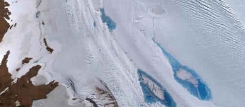 Antártida sigue los pasos de Groenlandia