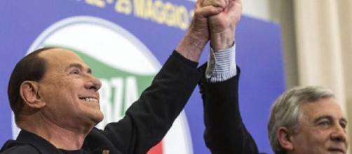 """Berlusconi: """"Tajani premier? Il suo nome quando mi autorizzerà"""" - si24.it"""